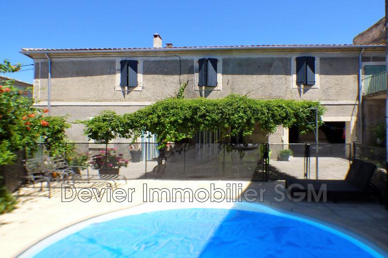 Maison vigneronne St christol Village,   achat maison vigneronne  4 chambres   180m²