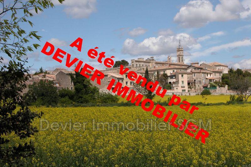 Terrain à bâtir Saint-Geniès-des-Mourgues Castries,   achat terrain à bâtir   663m²