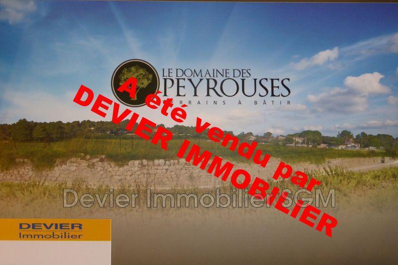 Terrain à bâtir Saint-Geniès-des-Mourgues Castries,   achat terrain à bâtir   642m²