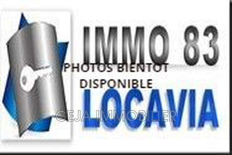 Photo n°1 - Location appartement Draguignan 83300 - 460 €