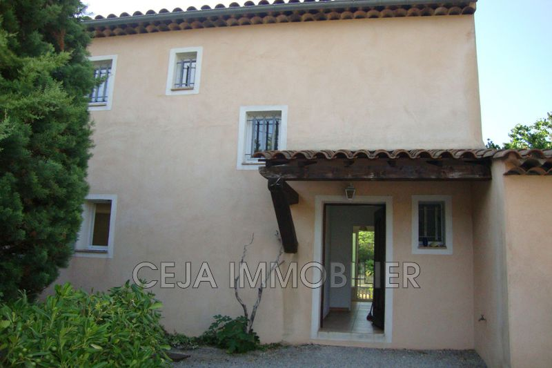 Villa Draguignan Hauteurs,  Location villa  4 chambres   113m²