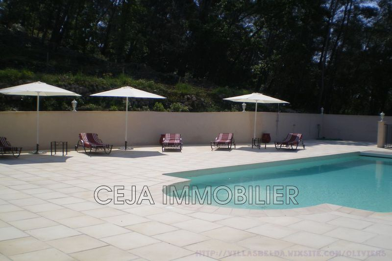 Photo n°7 - Location Maison villa Draguignan 83300 - 2 100 €