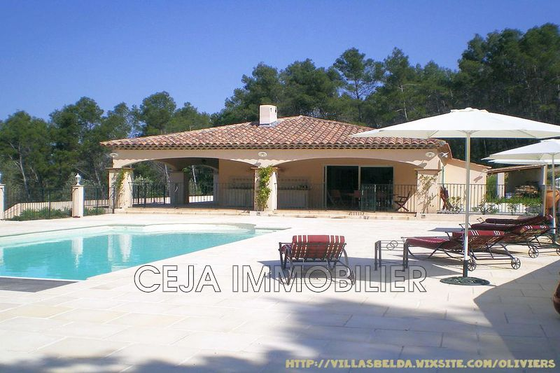 Photo n°1 - Location Maison villa Draguignan 83300 - 1 700 €