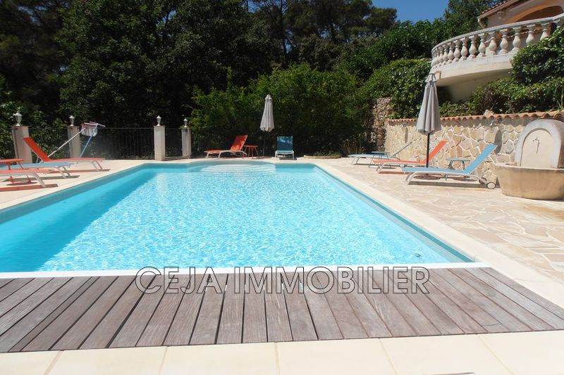 Photo n°7 - Location Maison villa Draguignan 83300 - 2 100 €