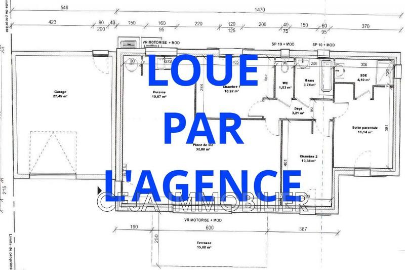 Photo n°1 - Location maison Draguignan 83300 - 1 200 €