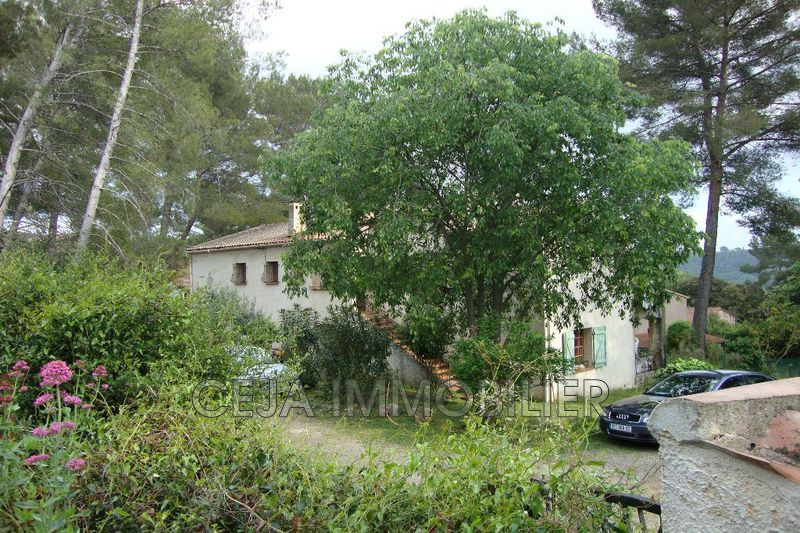 Photo n°1 - Location appartement Trans-en-Provence 83720 - 1 100 €