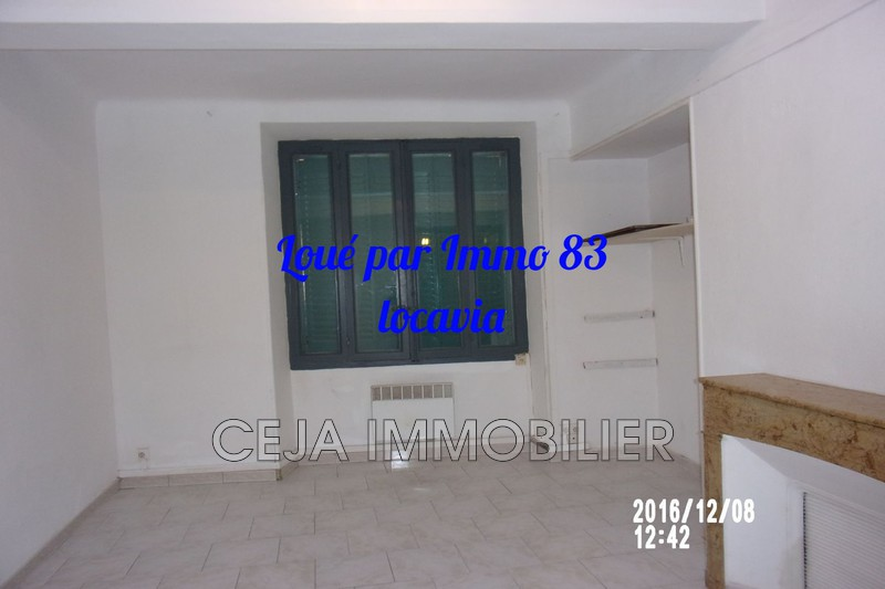 Appartement Draguignan Centre-ville,  Location appartement  3 pièces   70m²