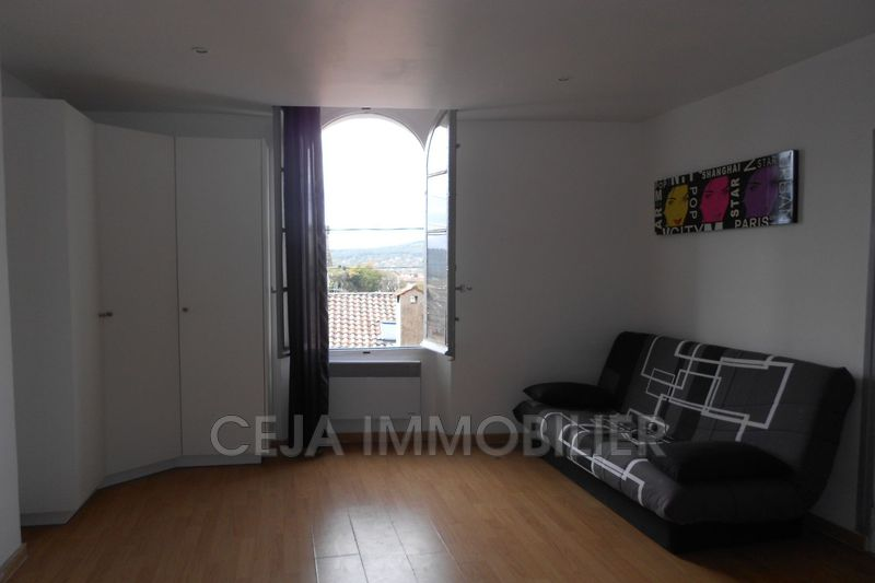 Photo n°1 - Location appartement Draguignan 83300 - 500 €