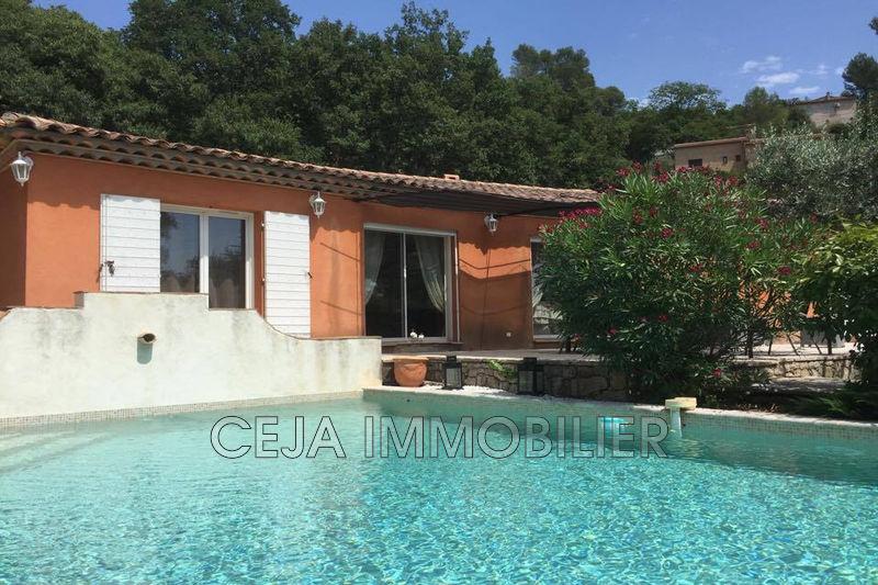Photo n°1 - Vente Maison villa Trans-en-Provence 83720 - 449 000 €