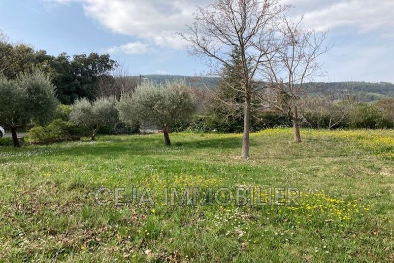 Photo n°3 - Vente terrain à bâtir Draguignan 83300 - 125 000 €
