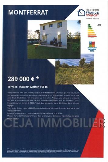Photo n°3 - Vente terrain à bâtir Montferrat 83131 - 130 000 €