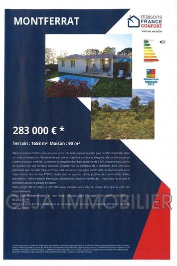 Photo n°6 - Vente terrain à bâtir Montferrat 83131 - 130 000 €
