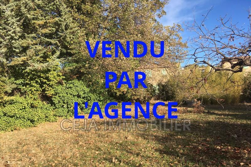 Terrain à bâtir Draguignan Centre-ville,   achat terrain à bâtir   750m²