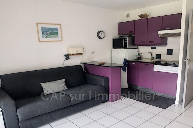 Photo n°2 - Vente Appartement rez-de-jardin Port-Camargue 30240 - 115 000 €