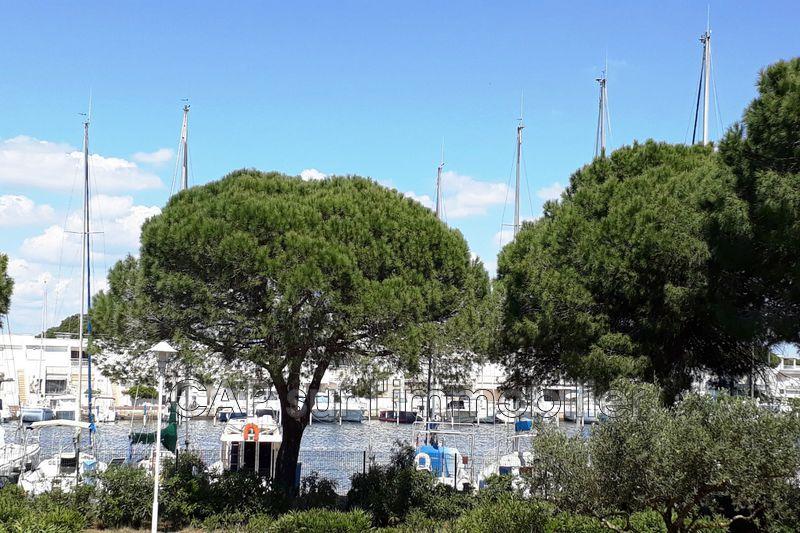 Photo n°4 - Vente Appartement rez-de-jardin Port-Camargue 30240 - 163 000 €