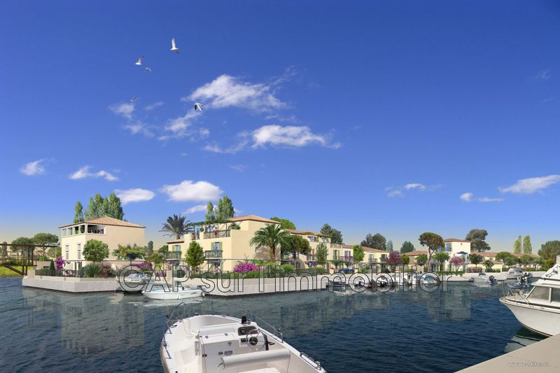 purchase or sale apartments 3plus rooms in Port Camargue