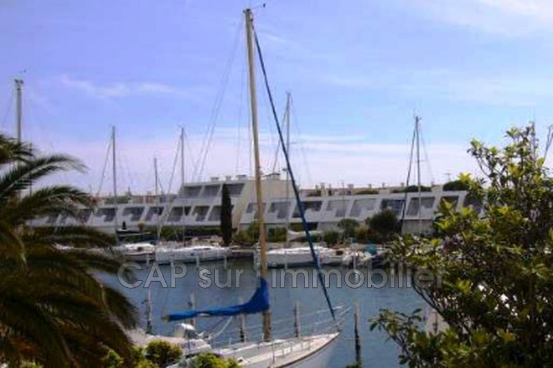 Photo Appartement marina Port-Camargue Port camargue,   achat appartement marina  3 pièces   48m²