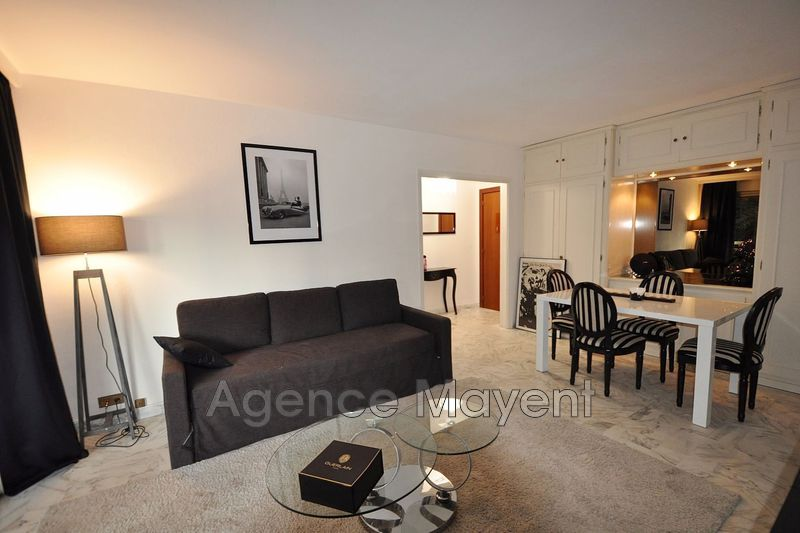 Photo Apartment Cannes Basse californie,   to buy apartment  2 rooms   52m²