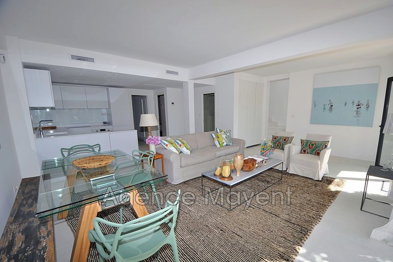 Photo Apartment Cannes Palm beach,   to buy apartment  4 rooms   140 m²