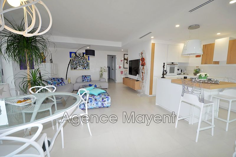 Photo Appartement Cannes Basse californie,   achat appartement  3 pièces   85 m²
