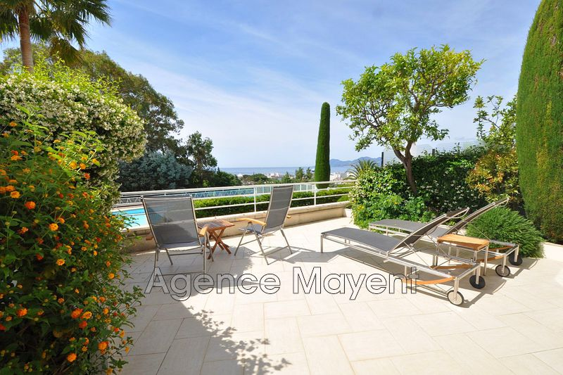 Photo Apartment Cannes Basse californie,   to buy apartment  2 rooms   54 m²