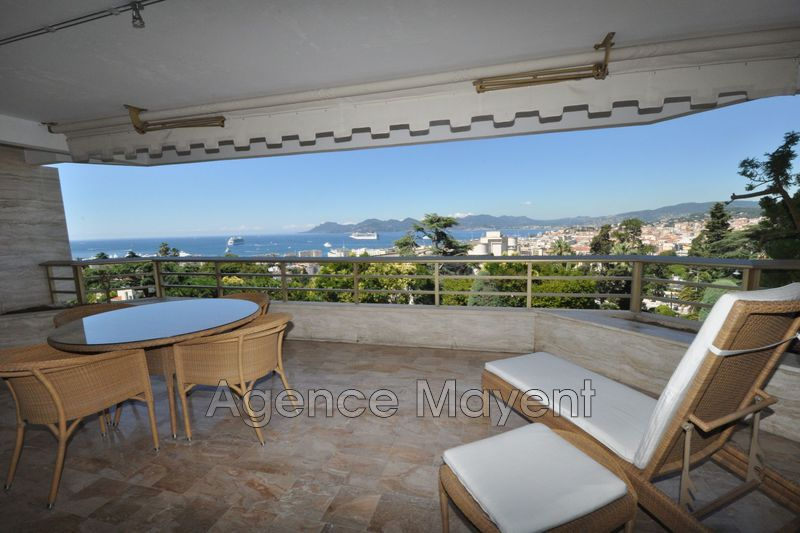 Photo Apartment Cannes Basse californie,   to buy apartment  4 rooms   115 m²