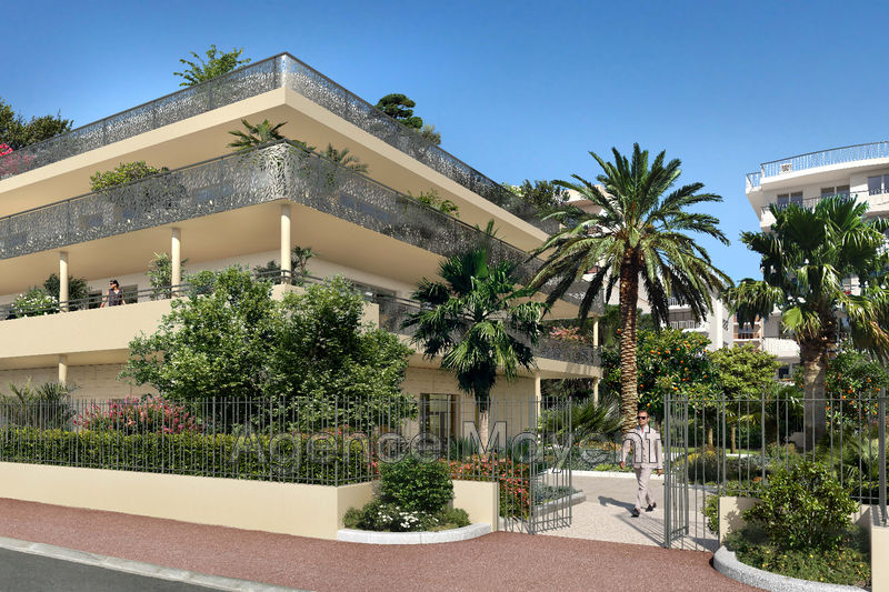 Photo Apartment Cannes Palm beach,   to buy apartment  2 rooms   45 m²