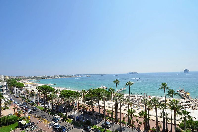 Photo n°2 - Vente appartement Cannes 06400 - 3 177 000 €