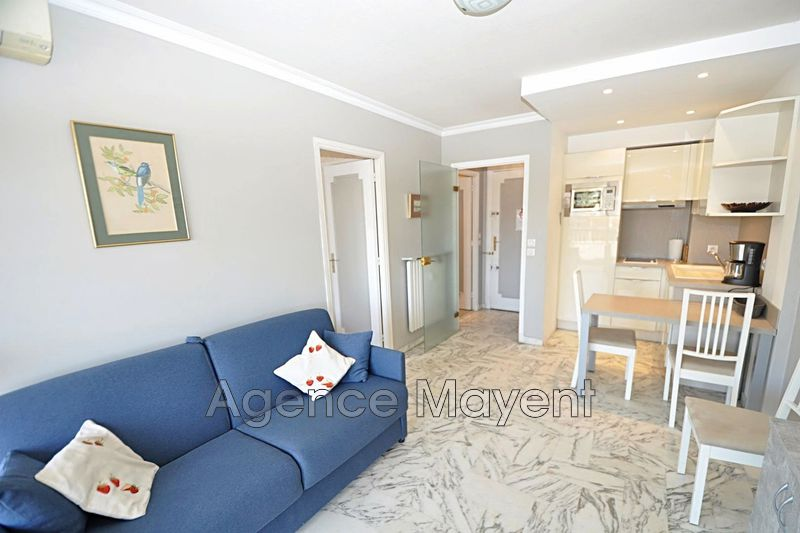 Photo Apartment Cannes Basse californie,   to buy apartment  2 rooms   31 m²