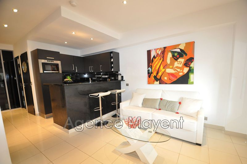 Photo Apartment Cannes Basse californie,   to buy apartment  1 room   25 m²