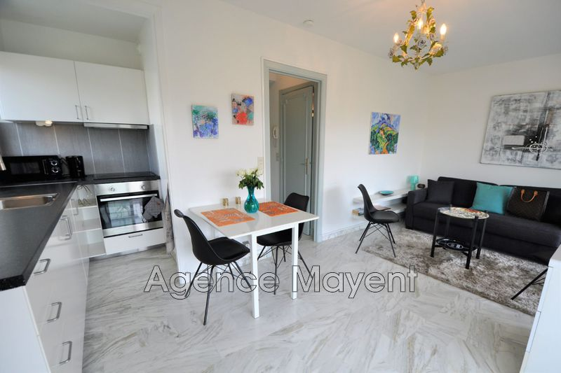 Photo Apartment Cannes Basse californie,   to buy apartment  1 room   23 m²