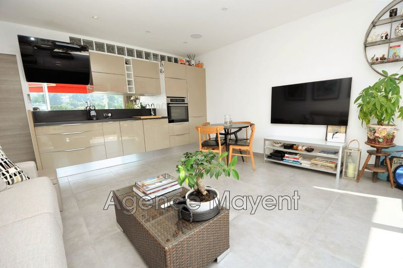 Photo Apartment Cannes Montfleury,   to buy apartment  2 rooms   43 m²