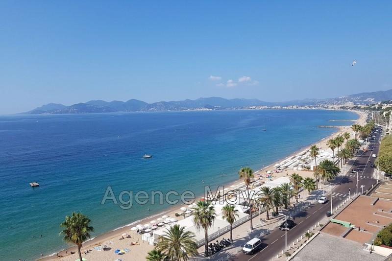 Photo Apartment Cannes Plages du midi,   to buy apartment  4 rooms   113 m²