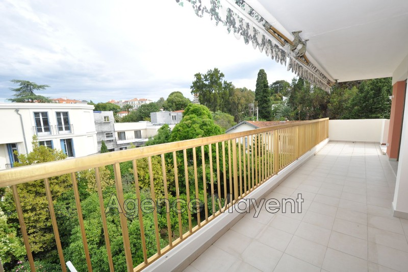 Photo Apartment Cannes Basse californie,   to buy apartment  3 rooms   81 m²