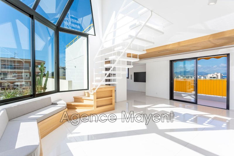 Apartment Cannes Basse californie,   to buy apartment  4 rooms   158 m²