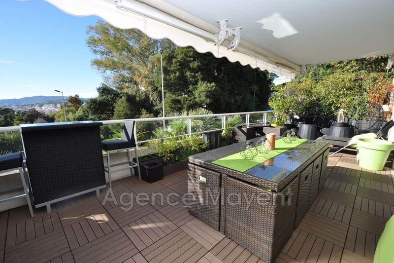 Photo Apartment Cannes Basse californie,   to buy apartment  4 rooms   155 m²