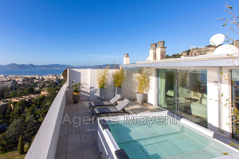 Photo Appartement Cannes La californie,   achat appartement  4 pièces   150 m²