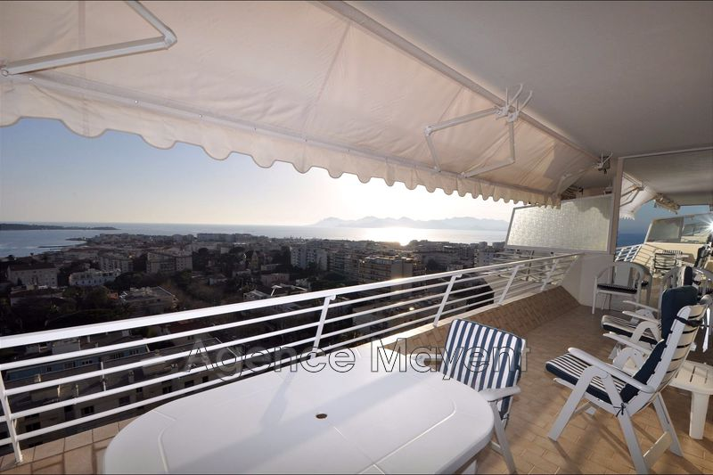Photo Appartement Cannes Basse californie,   achat appartement  3 pièces   93 m²