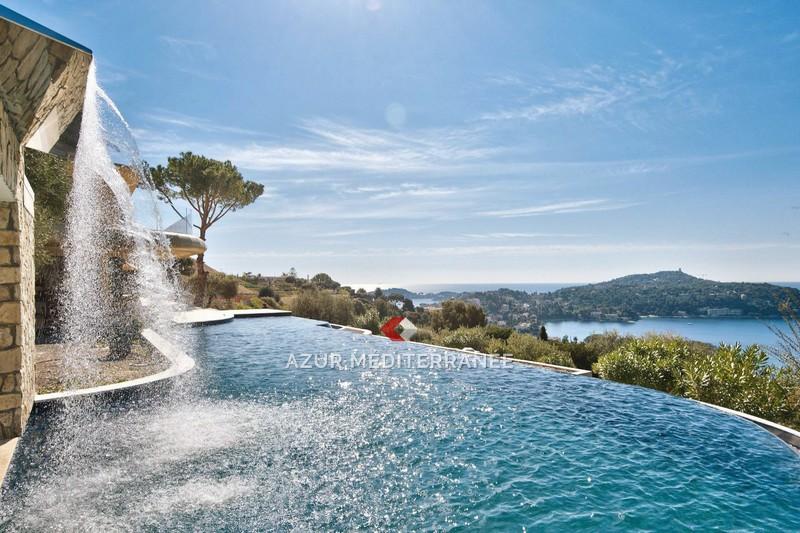 Photo Villa Villefranche-sur-Mer Proche plages,  Location saisonnière villa  7 chambres   700m²