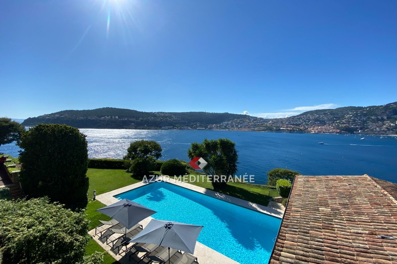 Photo Villa Saint-Jean-Cap-Ferrat Front de mer,  Location villa  7 chambres   500 m²