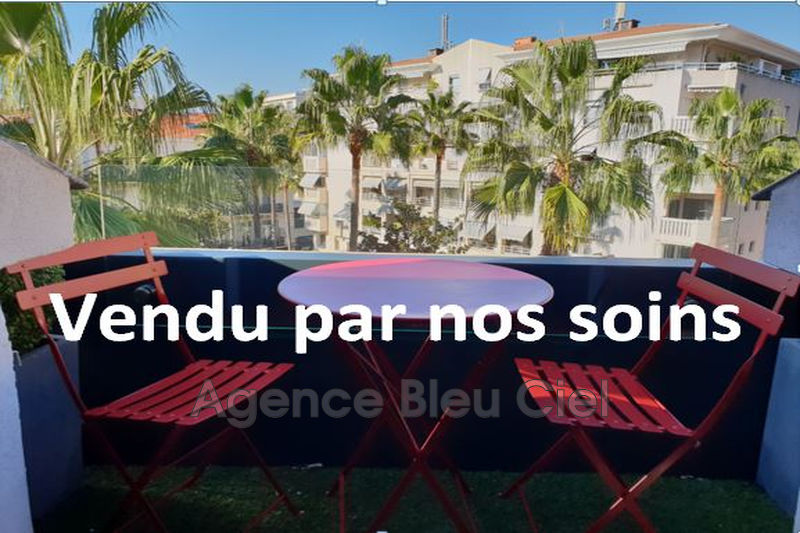 Photo Apartment Cannes Banane,   to buy apartment  3 rooms   60 m²
