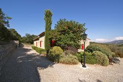 Location saisonnière maison de campagne Bonnieux DSC06257