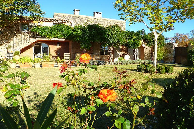 Location saisonnière mas Roussillon  Mas Roussillon Luberon,  Location saisonnière mas  4 chambres