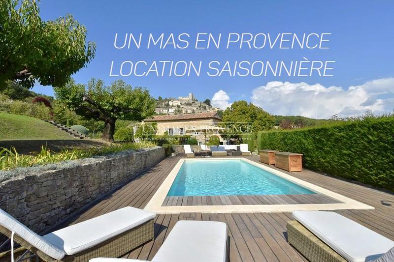 Location saisonnière mas Lacoste  Mas Lacoste Luberon,  Location saisonnière mas  5 chambres
