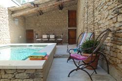 Location saisonnière maison de village Cabrières-d'Avignon DSC_0244