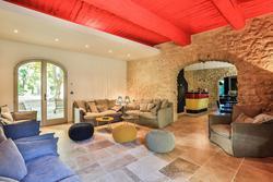 Location saisonnière maison Lourmarin SALON-1