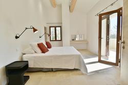 Location saisonnière maison Gordes chambre terrasse