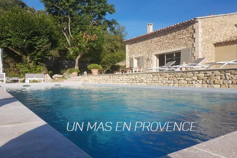Location saisonnière maison en pierre Viens  Stone house Viens Luberon,  Vacation rental stone house  4 bedrooms   195m²
