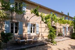 Location saisonnière maison Goult La pergola