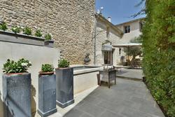 Location saisonnière maison de village Cabrières-d'Avignon DSC_0368
